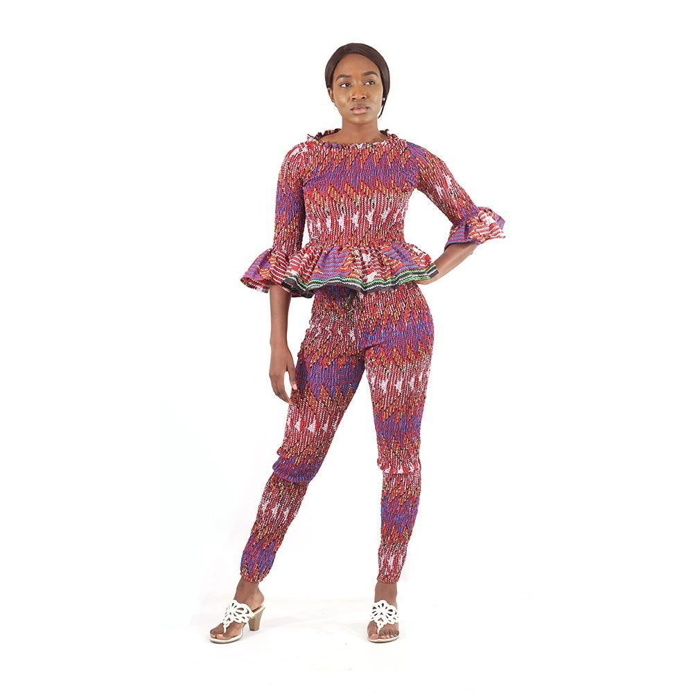 Image of 2 Piece Ankara Set