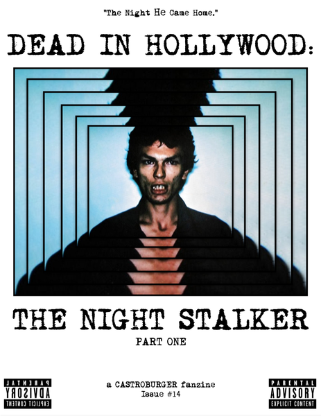 Image of Dead in Hollywood: The Night Stalker - Part One (Issue #14)