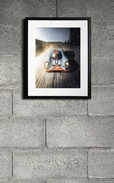 Image of Porsche 917 Le Mans
