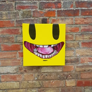 Image of Acid house painting