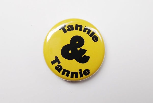 Image of Tannie & Tannie Badge