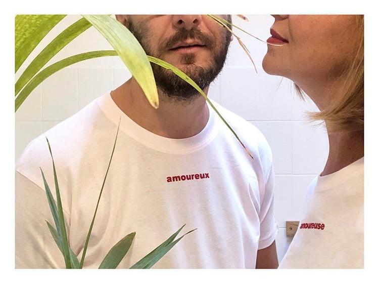 Image of Tee shirt AMOUREUX