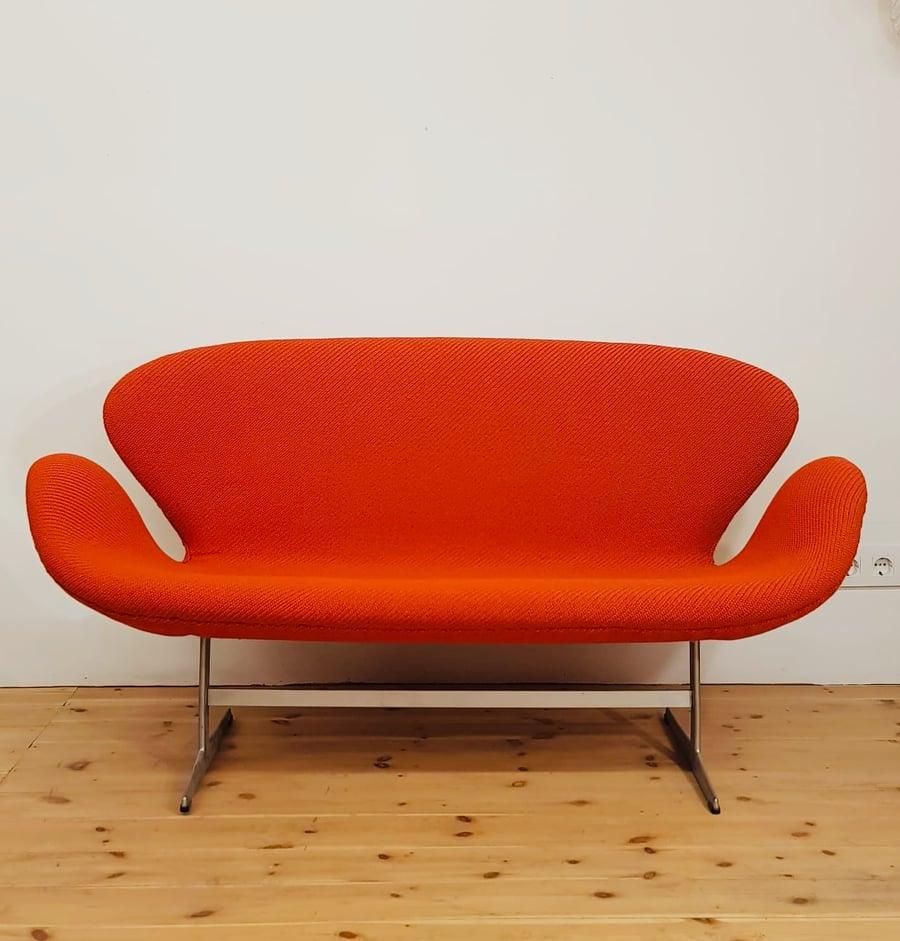 Image of Sofá Swan, Arne Jacobsen