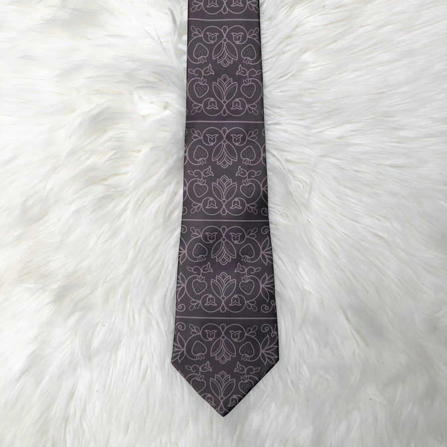 Image of Soul Curiosity Brown Necktie
