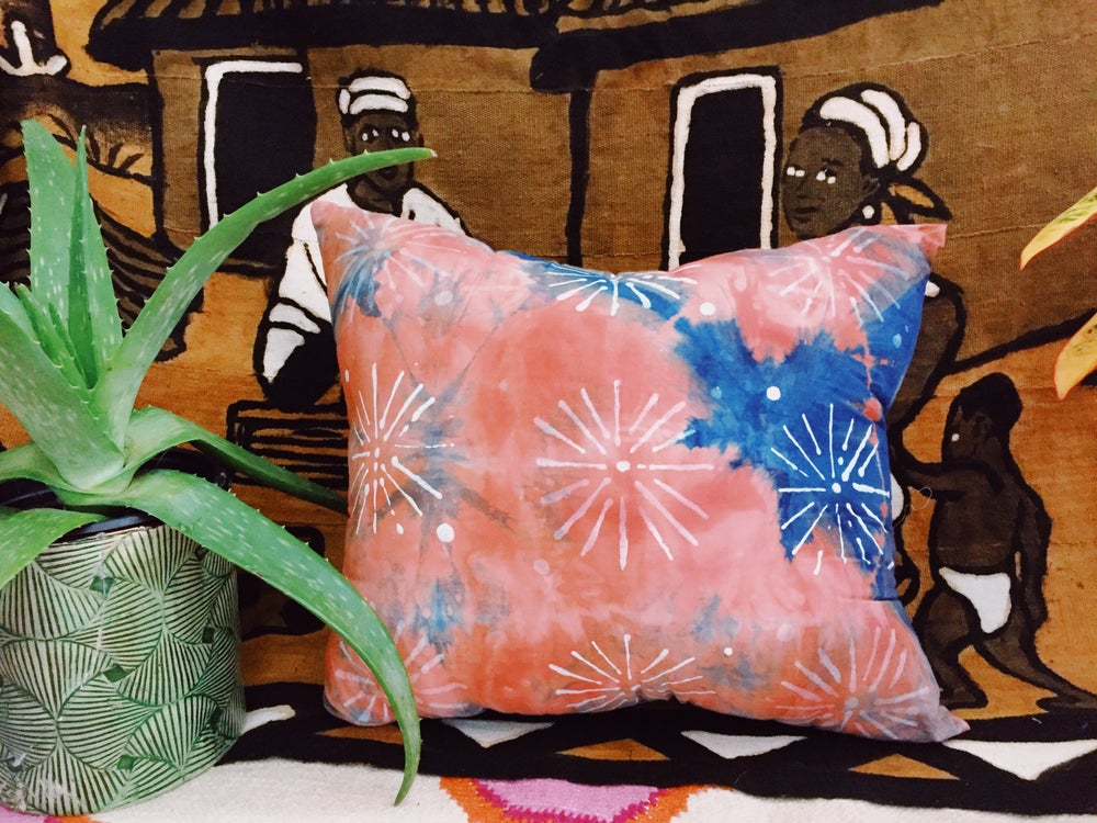Image of Textile Pillow