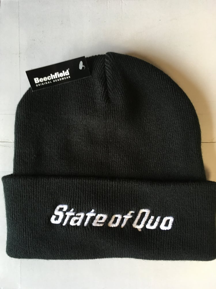 Image of State of Quo Beanie Hat