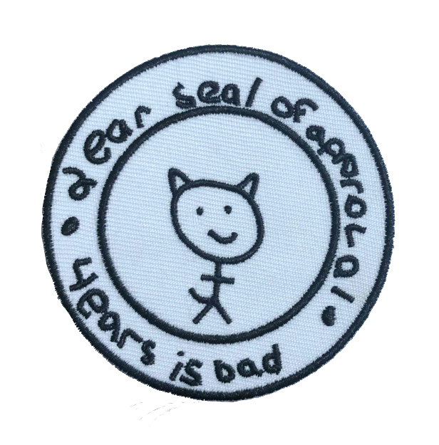 Image of 2 Ear Seal of Approval
