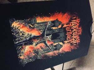 Image of Burning Organ Tee