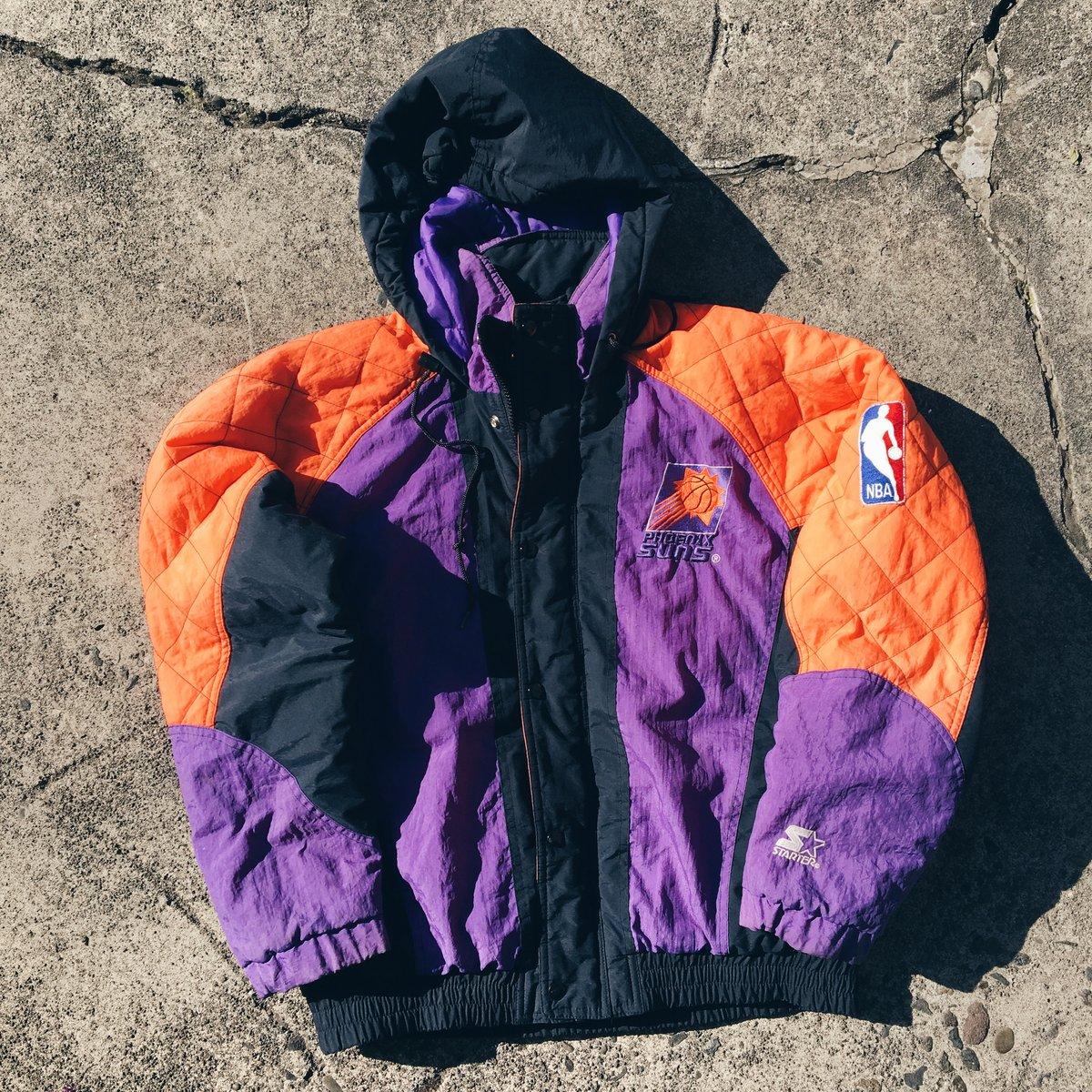 Image of Original 90's Starter Phoenix Suns Jacket.