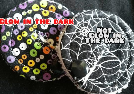 Image of Halloween Tubie Pads