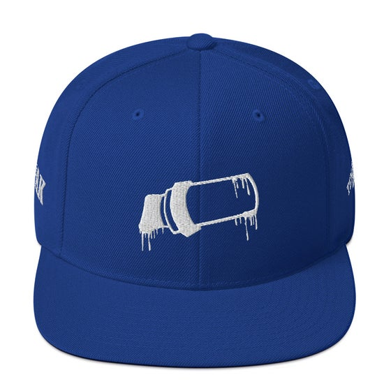 Image of Drip Marker Snapback