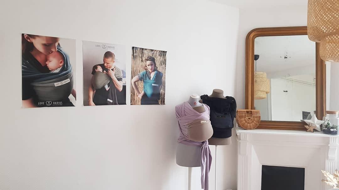 Image of Atelier de portage