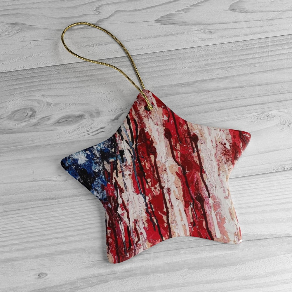 "Image of LIMITED EDITION Christmas Ornaments ""Independence"""