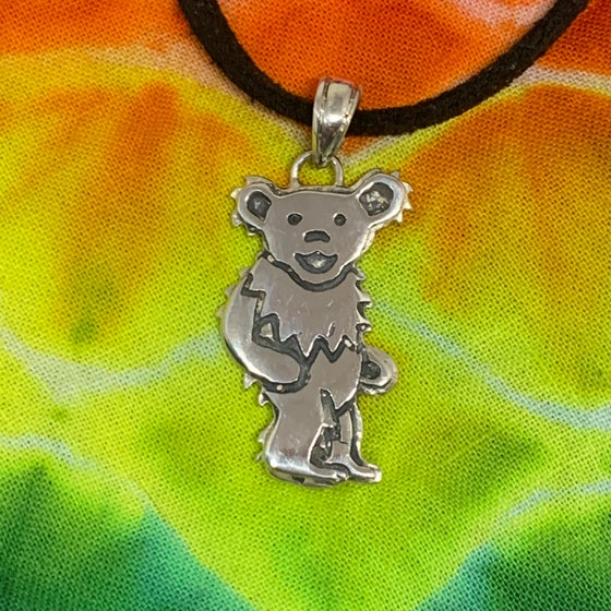 Image of Dancing Bear Pendant
