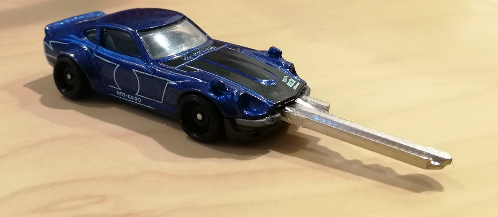 Image of Hotwheels Car Key