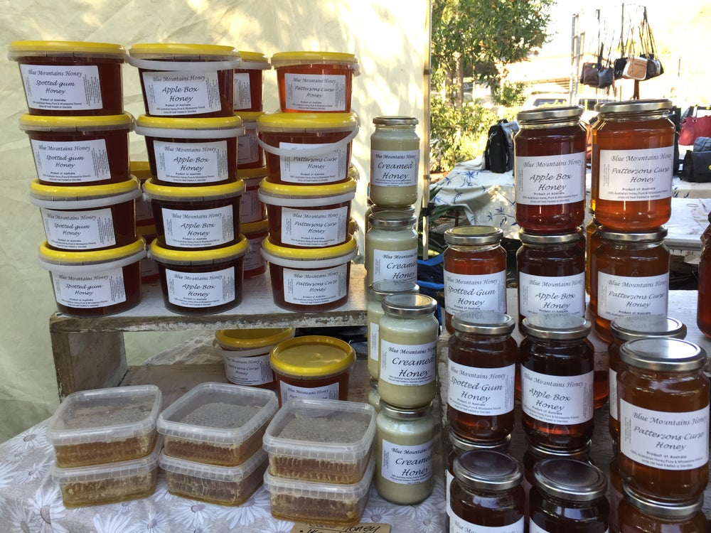 Image of Natural Honey Range