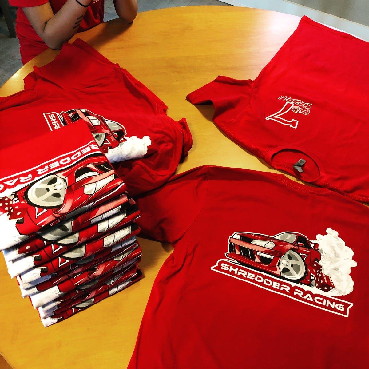 Image of KIDS Shredder Racing shirt
