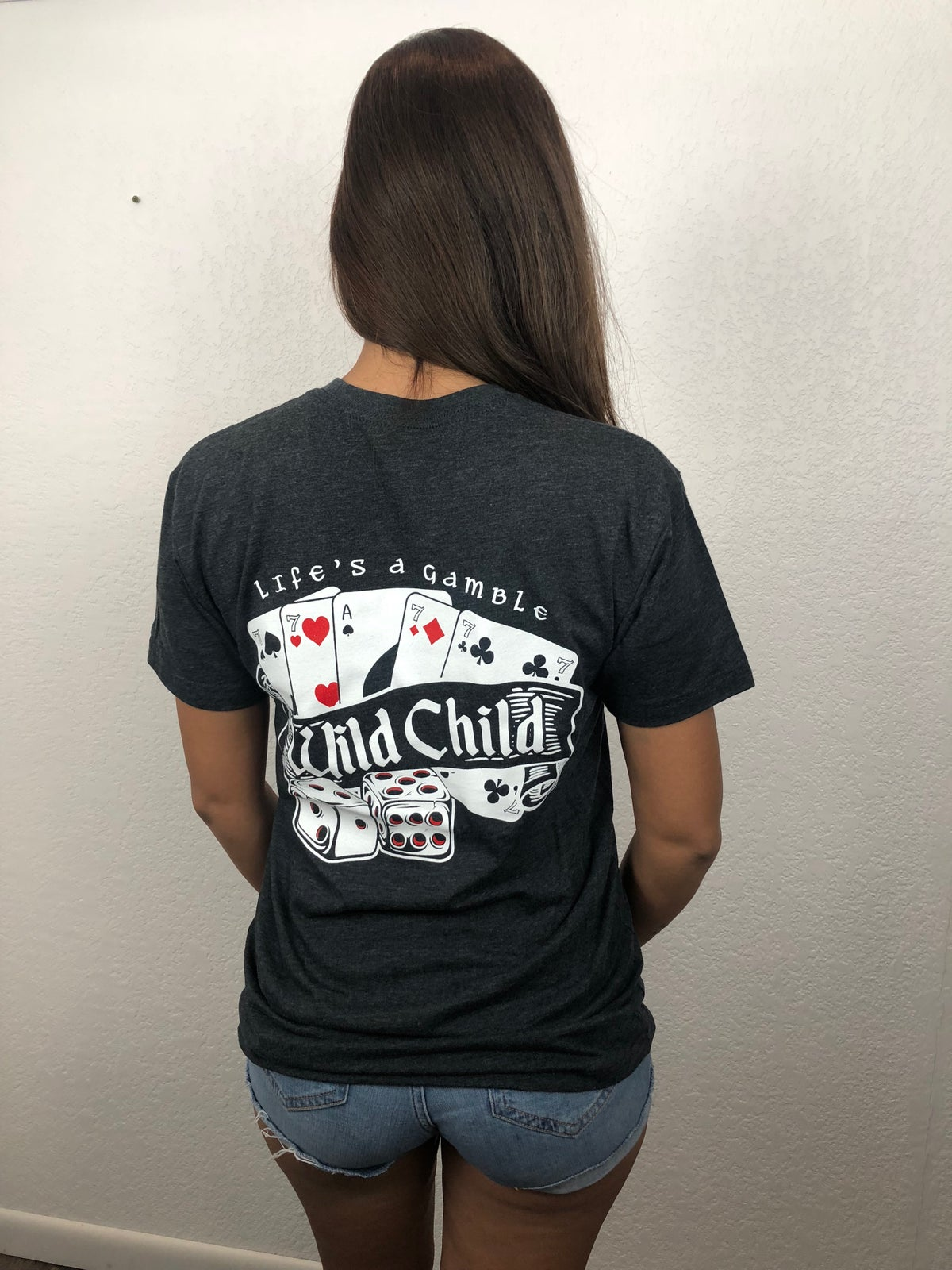 Image of Wild Child T-Shirt NOW AVAILABLE