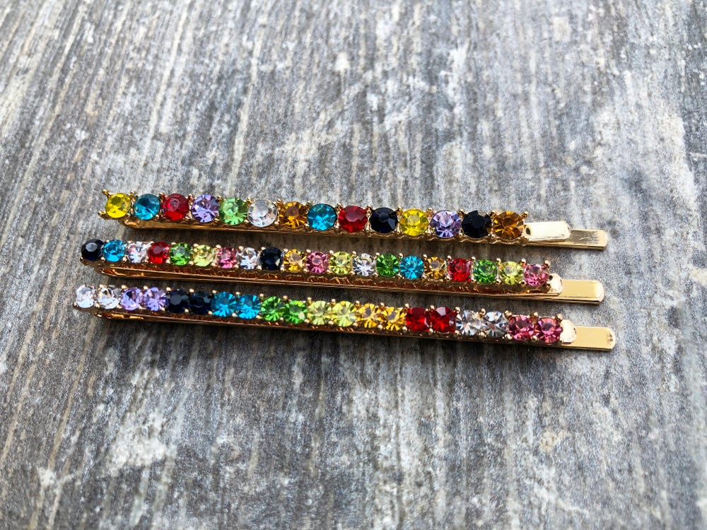 Image of Lenna Bobby Pin Set