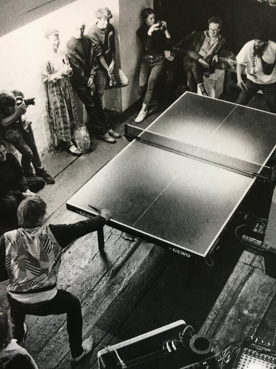 Image of Peter Fengler - Ping Pong