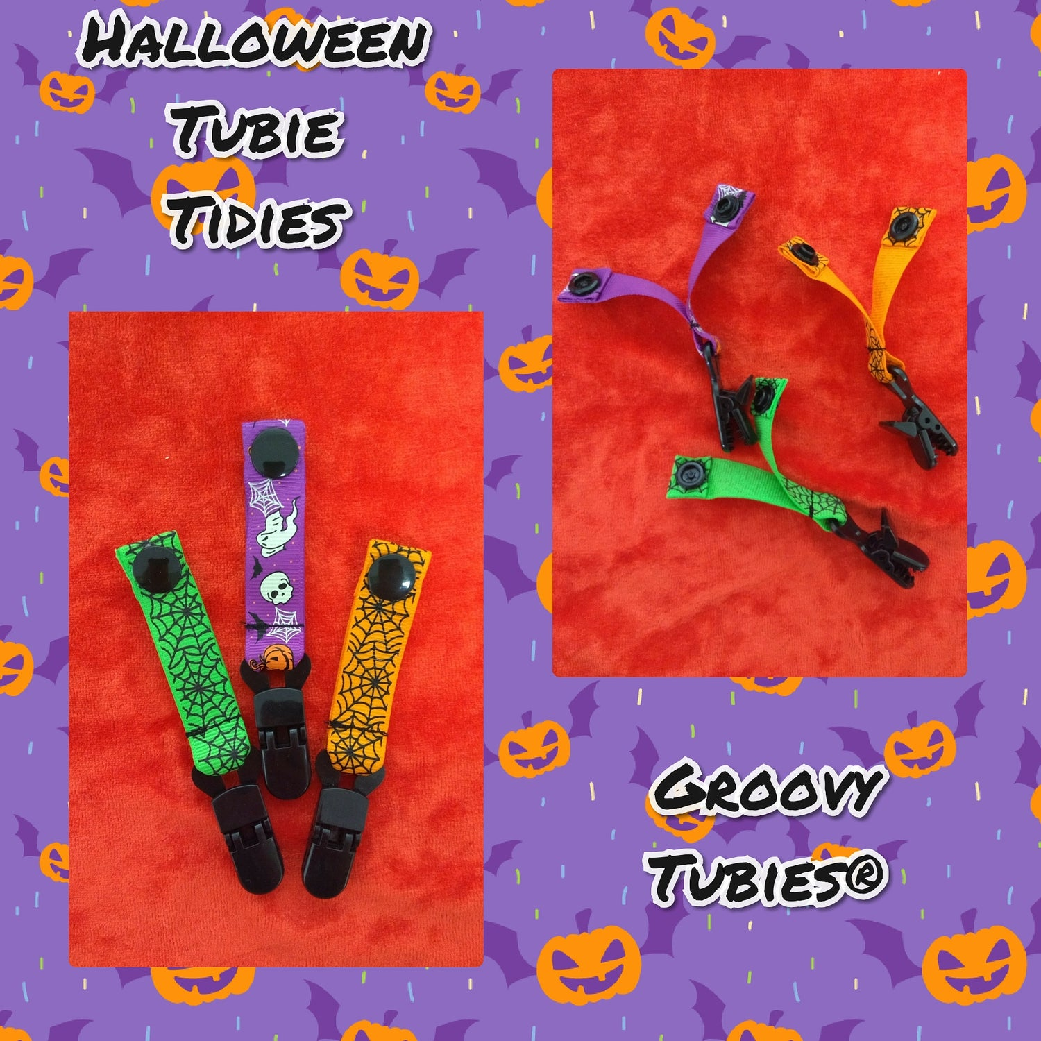 Image of Halloween Tubie Tidies