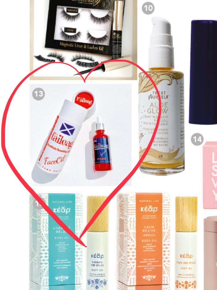 Image of As seen in GLAMOUR magazine (AW19) Fàileag RoseHipOil - Original