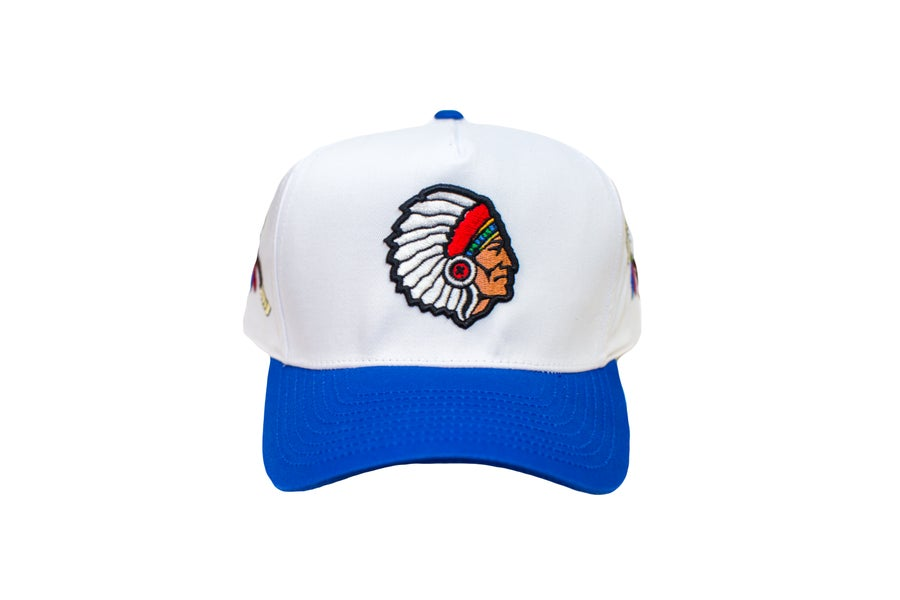 Image of TFG Indian Chief Trucker Ryl/White