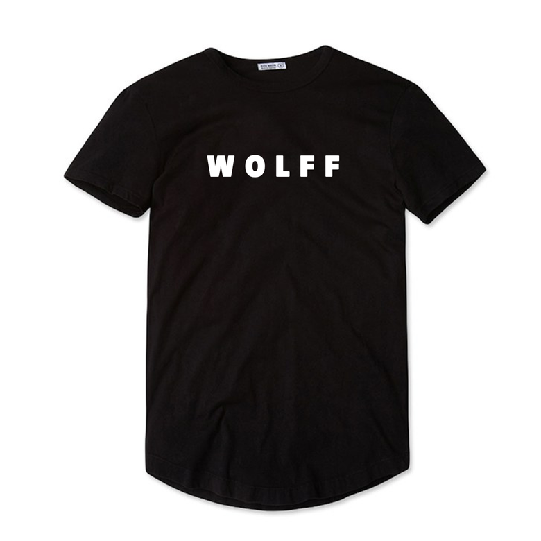 Image of WOLFF LOGO T-SHIRT