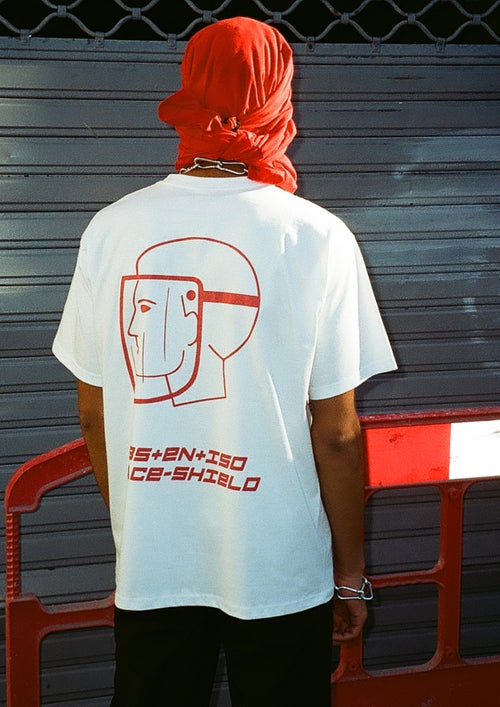 Image of FACE SHIELD TEE