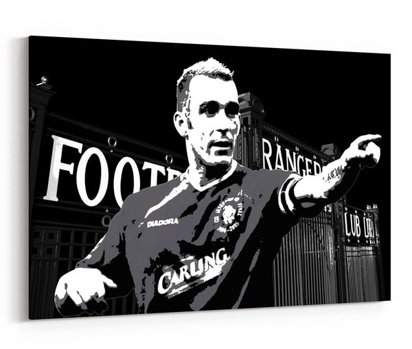 Image of Fernando Ricksen Canvas