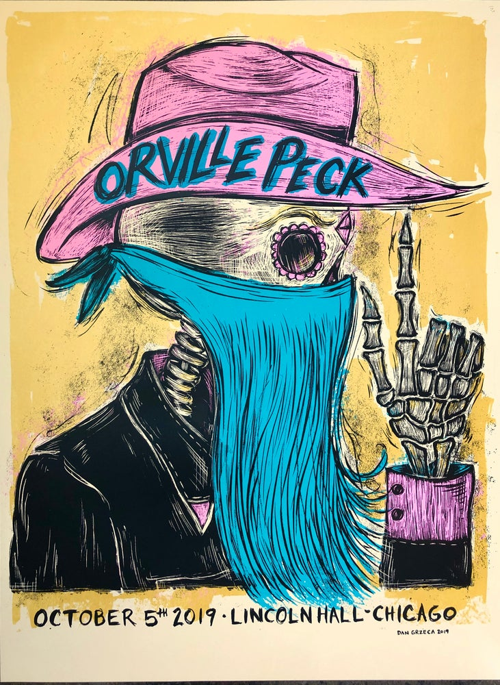 Image of Orville Peck poster