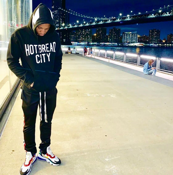 Image of HotBread City Striker hoodie