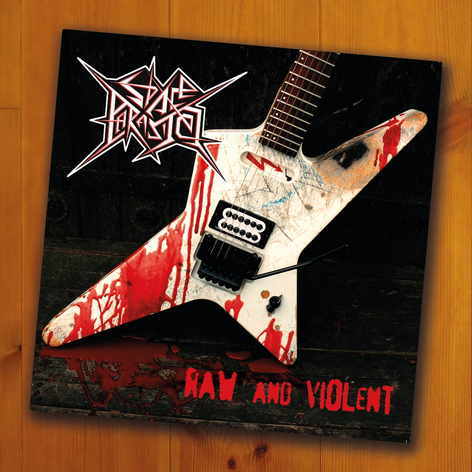 "Image of Vinyl ""Raw and Violent"""