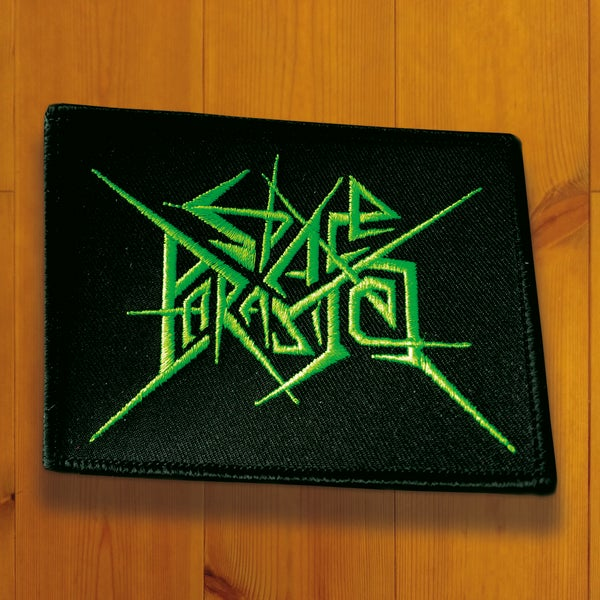 "Image of patch ""logo green"""