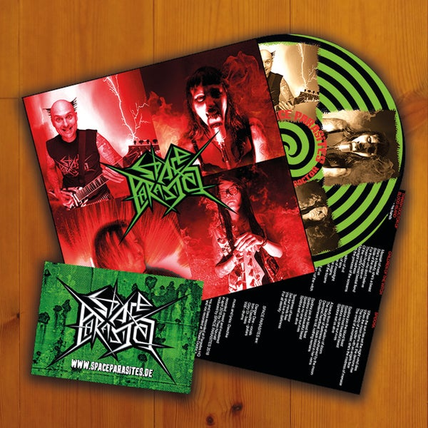 "Image of Demo CD ""A DATE WITH THRASH DOCTOR"""