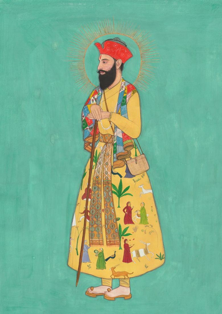 Image of Fine Art Print - Mahalla Pehla - A3