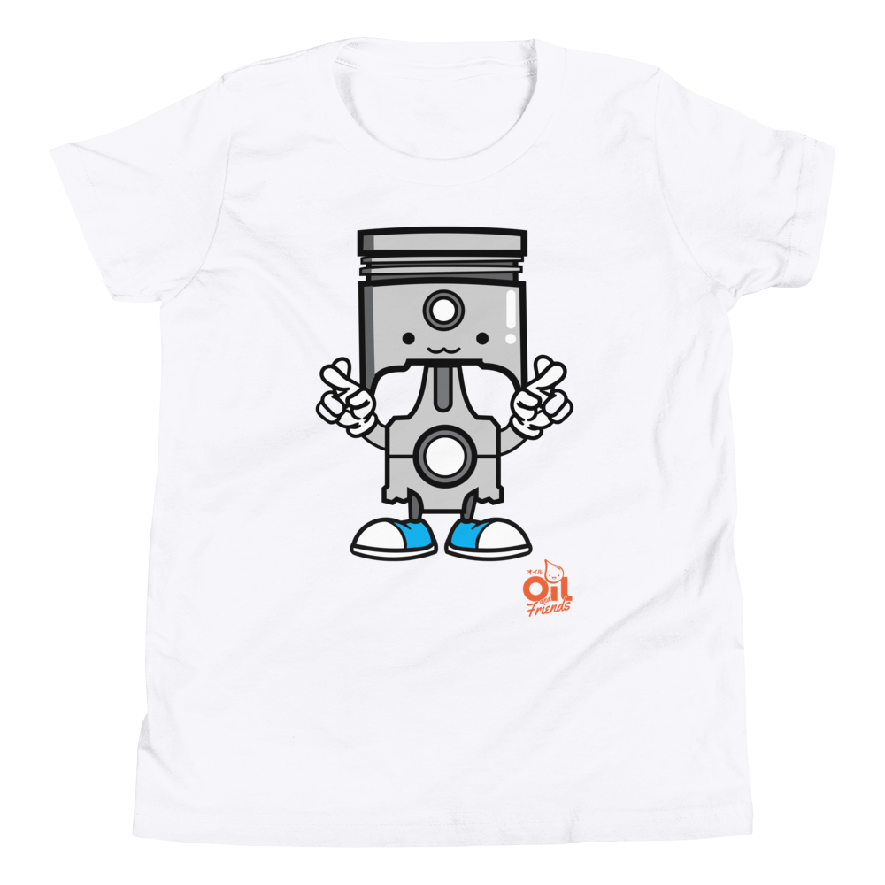 "Image of ""PISTON"" OIL AND FRIENDS T-Shirt"