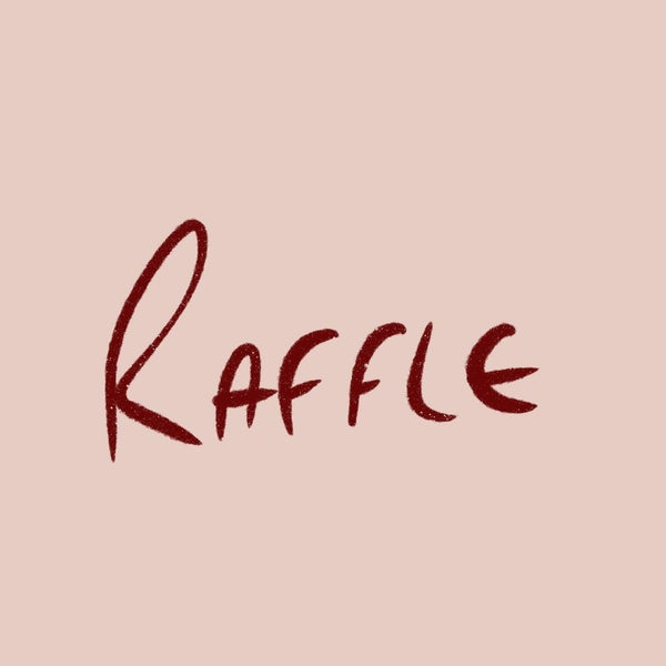 Image of Raffle tickets