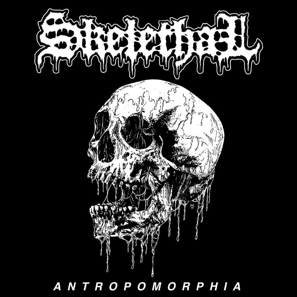 "Image of SKELETHAL ""Antropomorphia"" Digipak Mini CD"