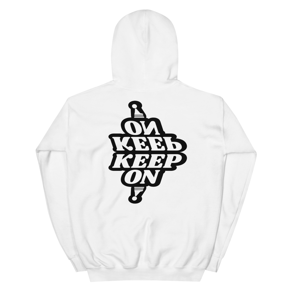 Image of KEEP ON SHIFTING Hoodie