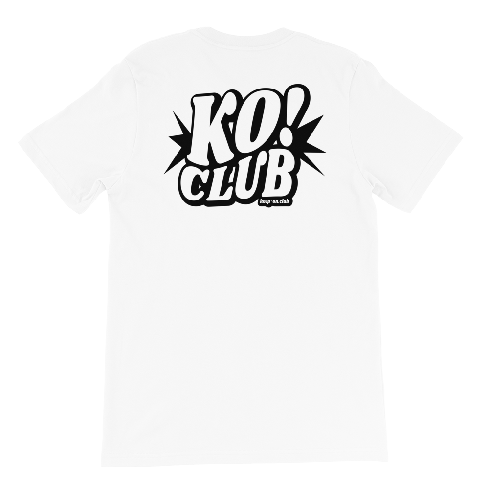 Image of K.O. CLUB T Shirt