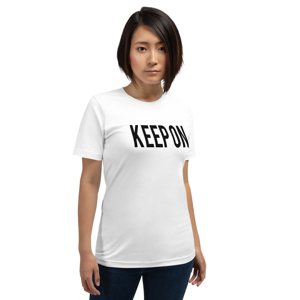 Image of KEEP ON T Shirt