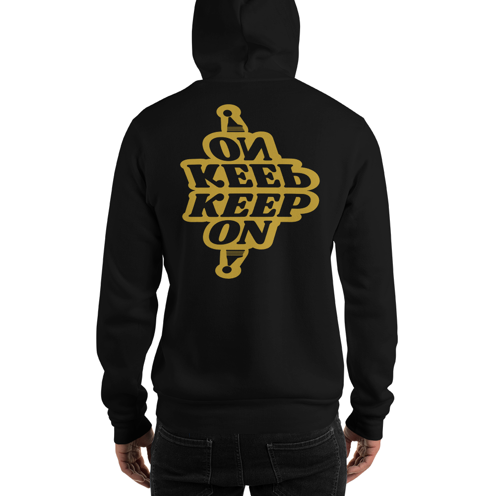"Image of KEEP ON ""SHIFTING"" Hoodie"