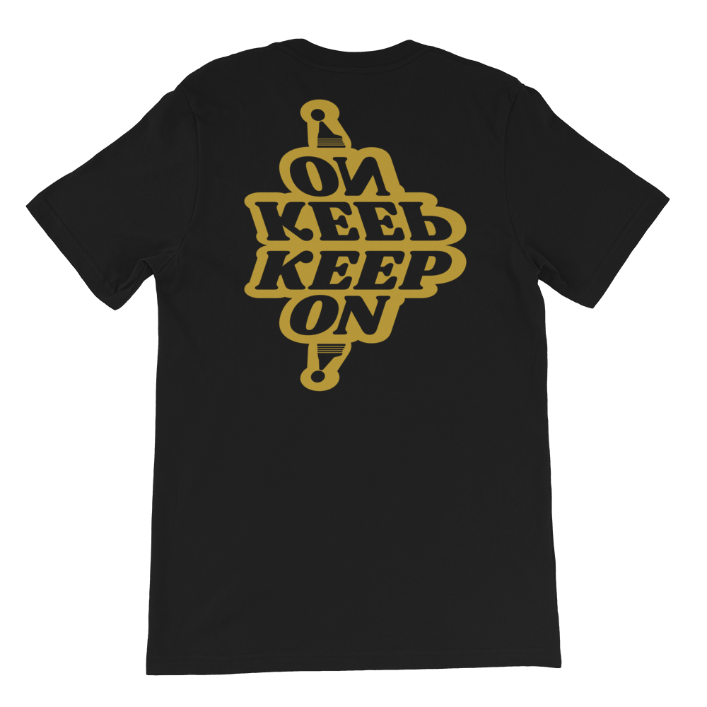 "Image of KEEP ON ""SHIFTING"" T SHIRT"