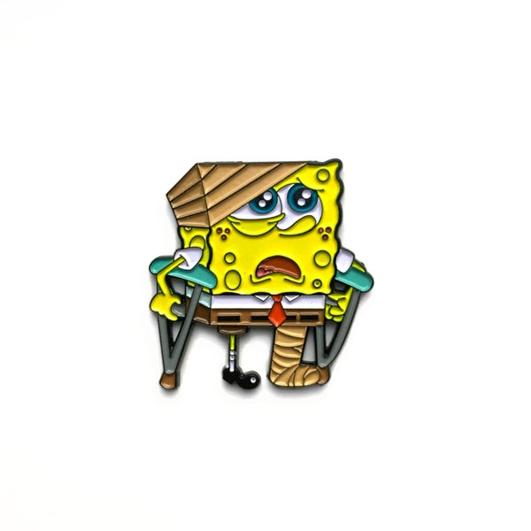 Image of Head Trauma Spongebob
