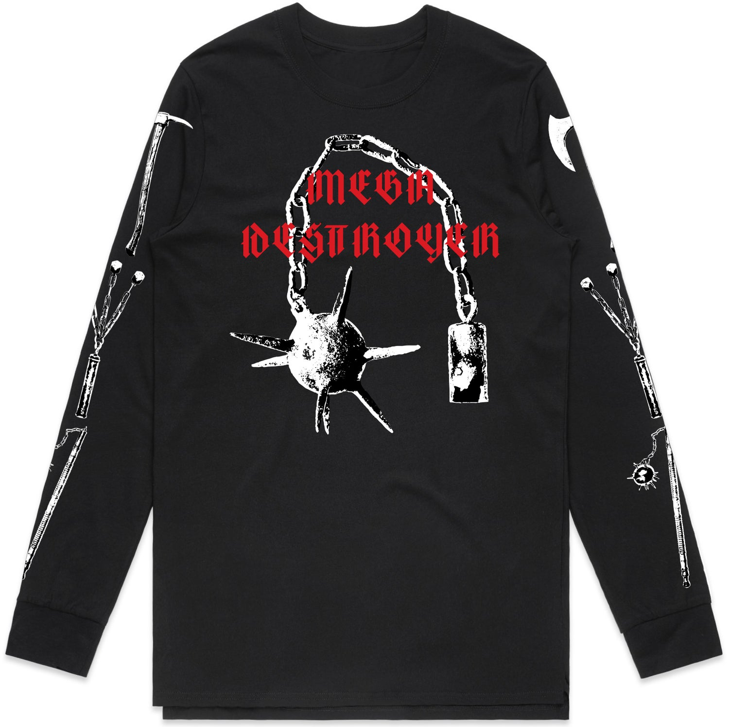 Image of WITCH WEAPONS Longsleeve