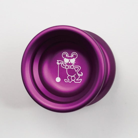 Image of FULL METAL YOYO / PURPLE (TYPE X)