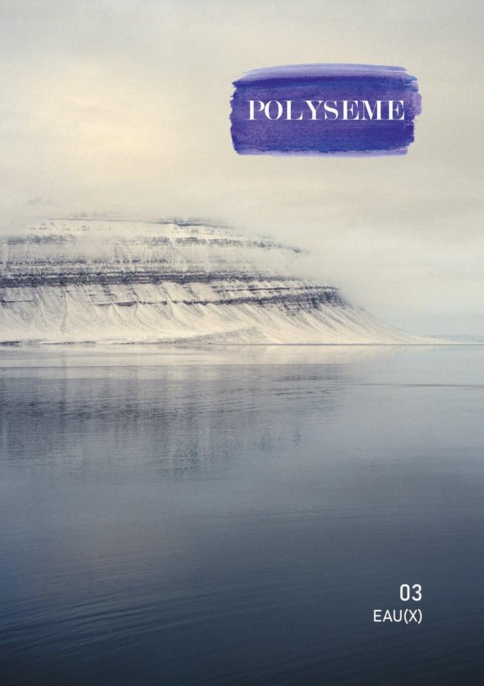 Image of Polysème #3 - Eau(x) (PDF)