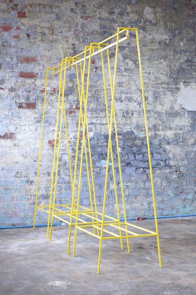 Image of 'A' clothes rail | 13 colours