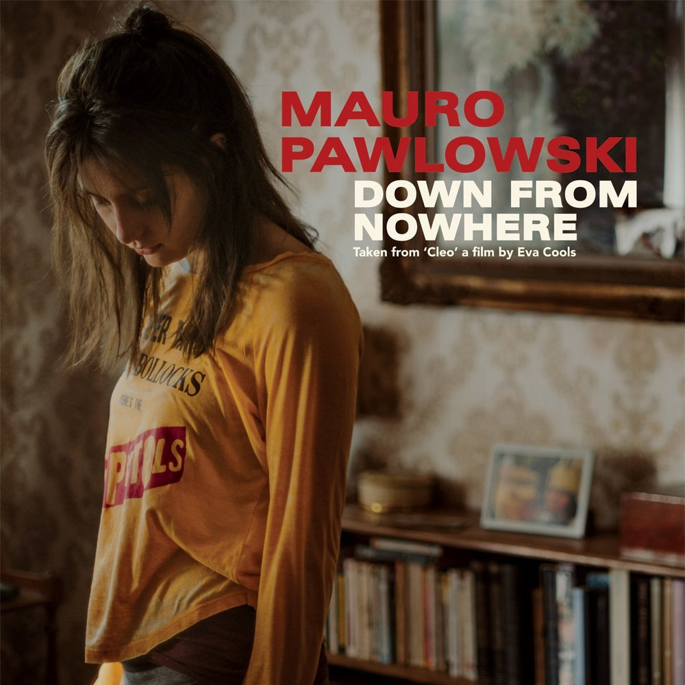 "Image of MAURO PAWLOWSKI – DOWN FROM NOWHERE (LTD CLEAR ORANGE 7"")"